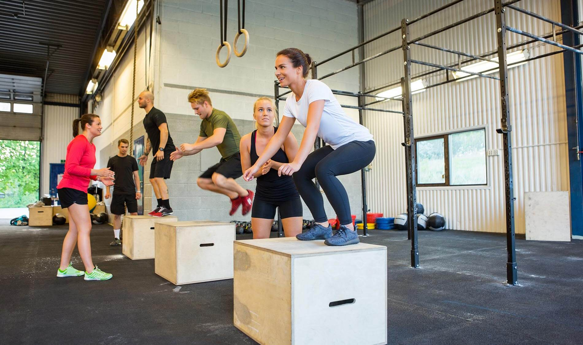 Magic Crossfit